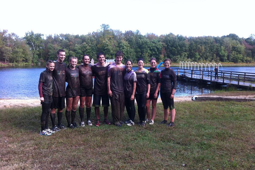 Muddy Bottom 8k Run