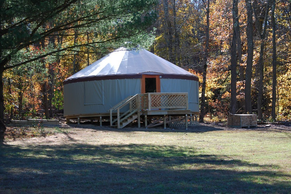 colorado yurts for camp