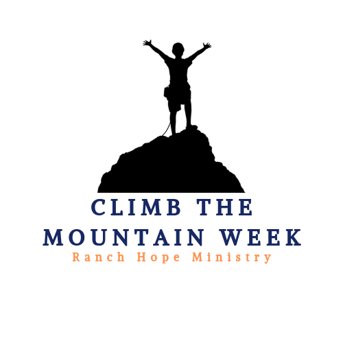 Climb The Mountian Week Logo - Ministry
