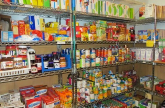 pantry - Ministry
