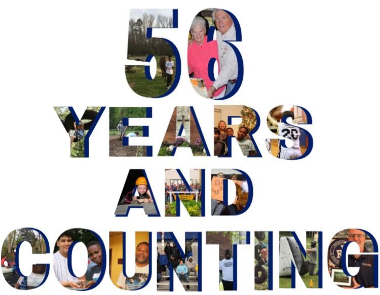 56years - Ranch Hope 56th Anniversary (May 5th)