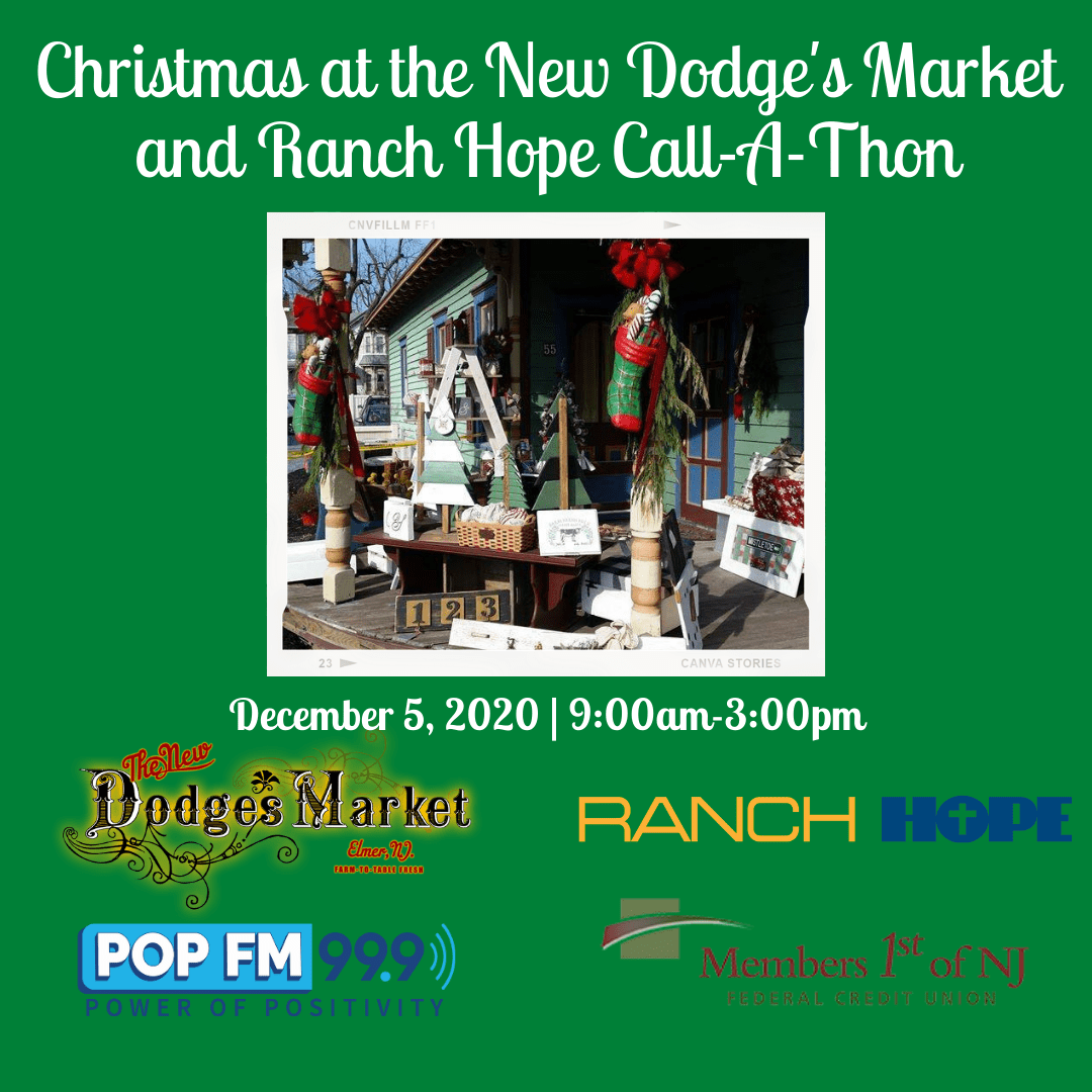 Christmas at the New Dodge's Market